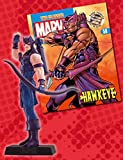 Eaglemoss Marvel Figurine Collection Nº 50 Hawkeye