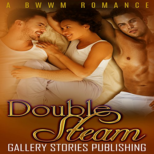 Double Steam: A BWWM Romance audiobook cover art