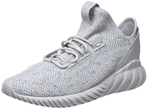 adidas Herren Tubular Doom Sock Primeknit Fitnessschuhe, Grau (Gridos/Ftwbla/Azalre 000), 39 1/3 EU
