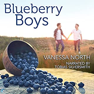 Blueberry Boys                   By:                                                                                                                                 Vanessa North                               Narrated by:                                                                                                                                 Tobias Silversmith                      Length: 4 hrs and 22 mins     64 ratings     Overall 4.1