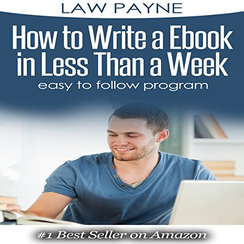 How to Write a Ebook in 7 Days cover art