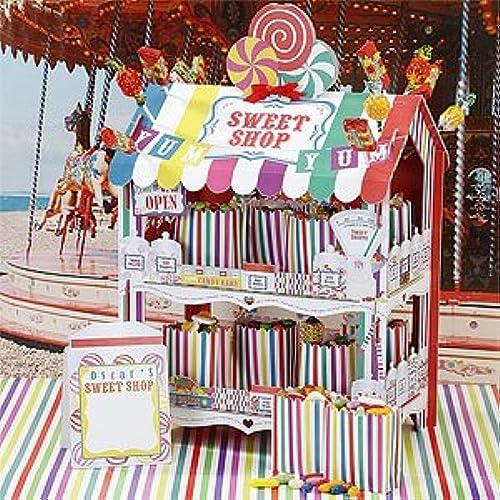 online al mejor precio Tienda de dulces del del del arco iris tratar Stand - 38cm  a la venta