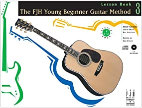 The FJH Young Beginner Guitar Method, Lesson Book 3