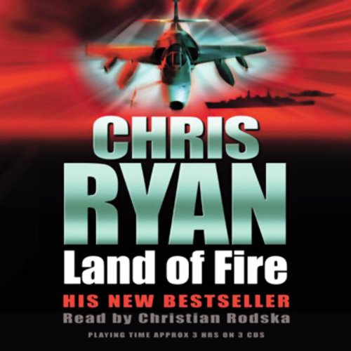Land of Fire audiobook cover art