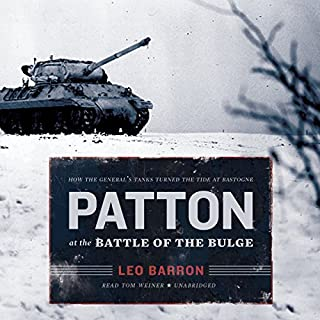 Patton at the Battle of the Bulge cover art