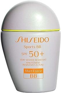 Shiseido Sports Bb Water Resistant Wetforce, Base de maquillaje (SPF50) - 30 ml.