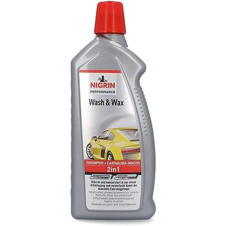 Nigrin 73878 Performance Wash Und Wax Turbo 1 L Auto