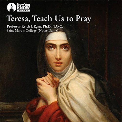 Teresa, Teach Us to Pray audiobook cover art