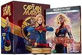Captain Marvel [Coffret 4K + Buste] [Blu-Ray]