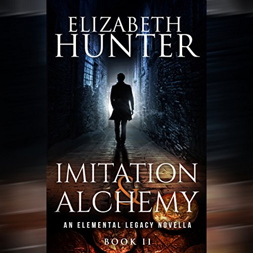 Imitation and Alchemy audiobook cover art