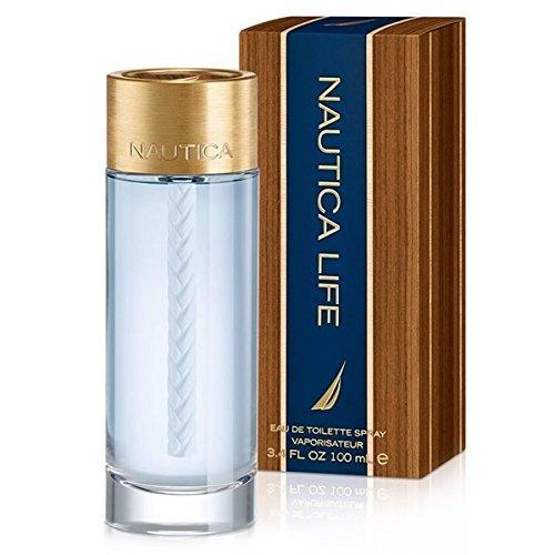 NAUTICA LIFE by Nautica 3.4 Ounce / 100 ml Eau de Toilette Men Cologne Spray