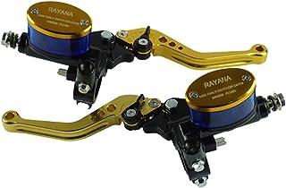 Accesorios Moto Depósito Universal de Motocicletas Maneta de Embrague hidráulico Freno Cilindro Maestro Manija de la