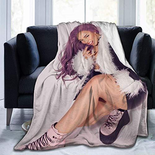 Doja Cat - Manta de microfibra ultrasuave para sofá, cama y sofá