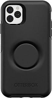 اوتر بوكس اغطية وحافظات لجوال ايفون 11 برو ماكس، اسود