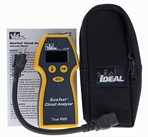 Ideal Industries 61-164 SureTest Circuit Analyzer