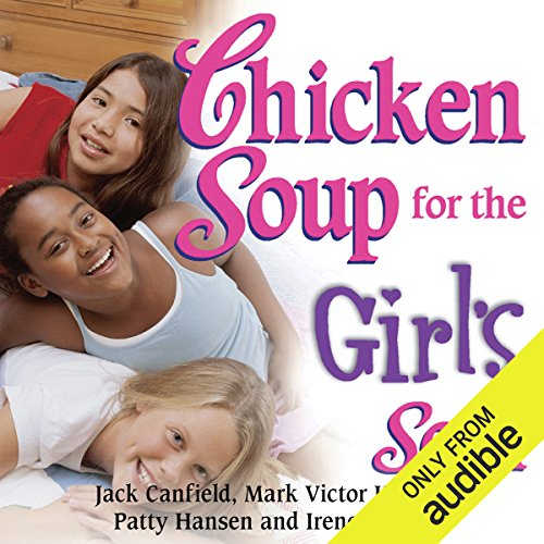 Chicken Soup for the Girl's Soul audiobook cover art