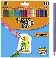 Bic Kids Tropicolors Matite Colorate senza Legno