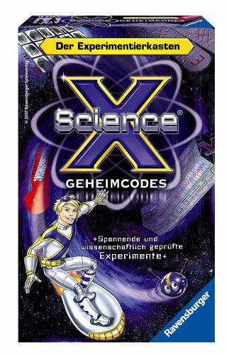 Ravensburger 18838 - ScienceX Geheimcodes