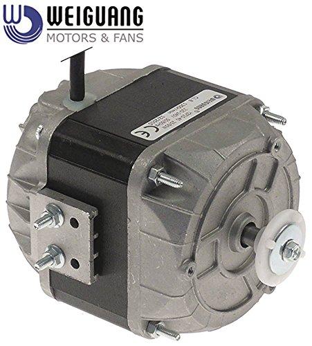 Electrolux Lüftermotor YZF25-40-18/26 für 110440, 110444, 110450, 770248, 380821 230V 25W 1300U/min 50/60Hz Welle 8mm Gleitlager