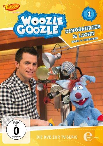Preisvergleich Produktbild Woozle Goozle: Folge 1 - Dinosaurier & Licht