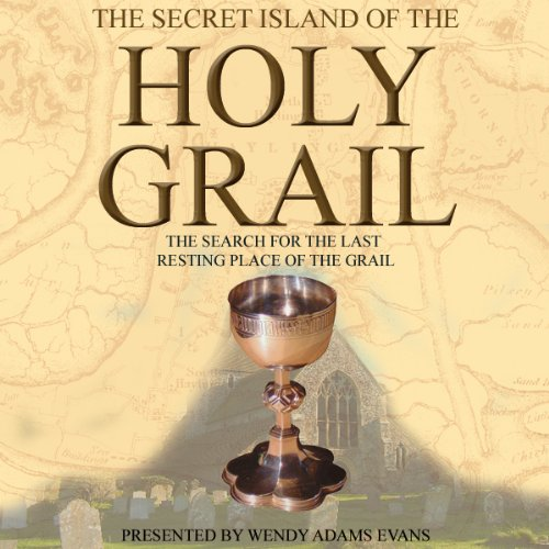 The Secret Island of the Holy Grail cover art