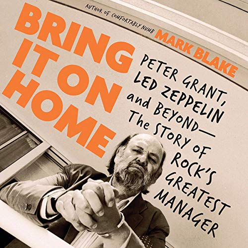 Bring It on Home audiobook cover art
