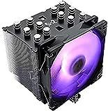 Scythe Mugen 5 Procesador Enfriador Mugen 5, Procesador, Enfriador, 12 cm, LGA 1150 (Zócalo H3), LGA 1151 (Zócalo H4), LGA 1155 (Socket H2), LGA 1156 (Socket H), LGA 1366, AMD A,