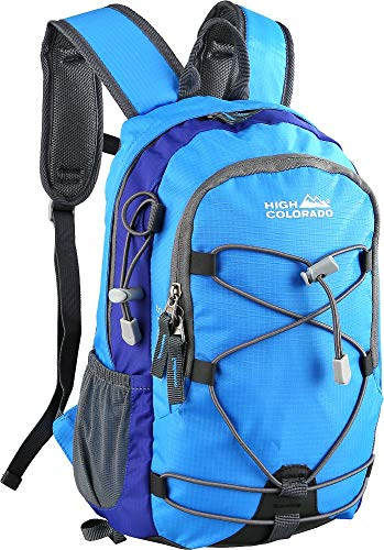 High Colorado Beaver 15 Kinder Rucksack blau-hellblau - 15