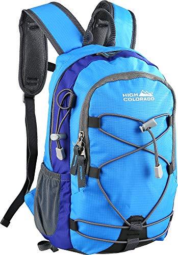 High Colorado 128650 - Zaino da trekking, colore: blu