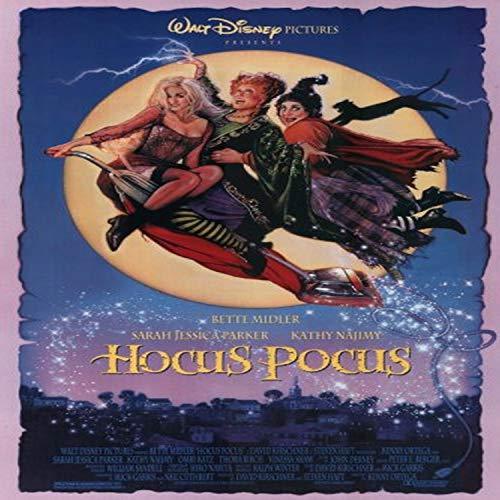 Pop Culture Graphics Hocus Pocus (1993) - 11 x 17 - Style A