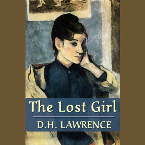 The Lost Girl copertina