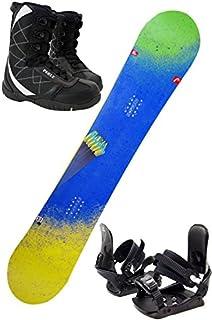 スノーボード 3点セット HEAD ヘッド GLOBAL ROCKA ビンディング/ブーツ付き