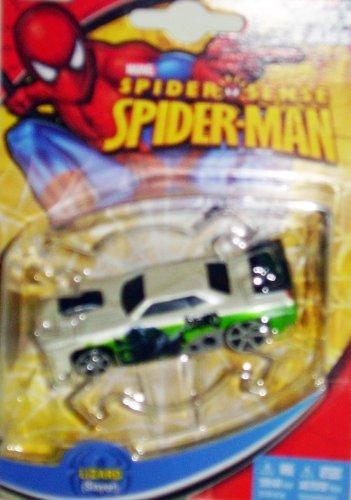 Burago / Mc Groupe France - A1201172 - Véhicule Miniature - Véhicule Spiderman - Assortiment 6