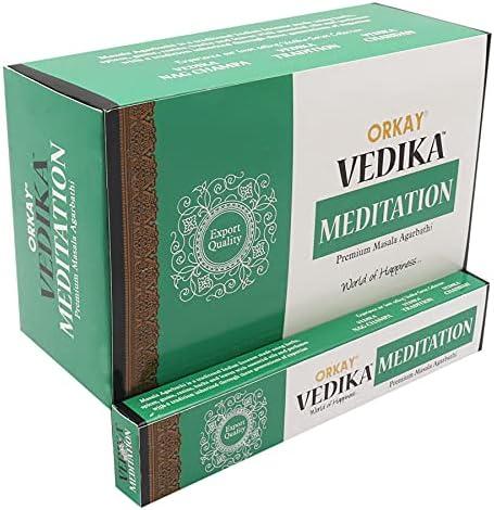Sharvgun Popular products Vedika Meditation 40 Gm C Sticks Fragrnace Incense Skin sale