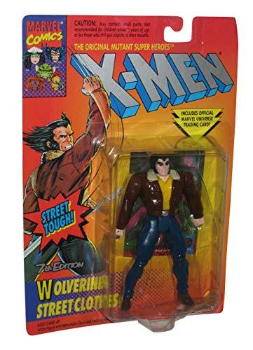 X-Men Wolverine Street Clothes Action Figure