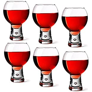 Durobor 780/52 Alternato Wine glass 540 ml, 6 Glasses, without filling mark