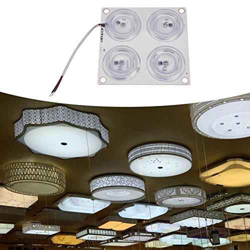 Starnearby LED inbouwspot, wit 24/36/48/72SMD LED-lampen-plafondlamp vervangen module-binnenlichtbron