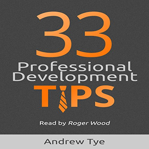 33 Professional Development Tips  By  cover art