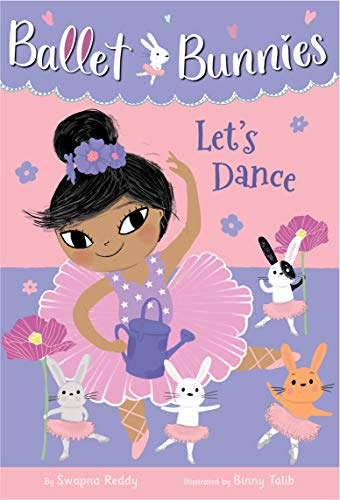 Ballet Bunnies #2: Let's Dance (English Edition)