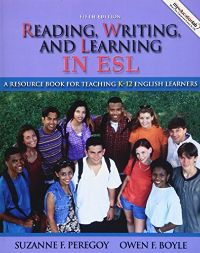 Reading, Writing and Learning in ESL: A Resource Book for...