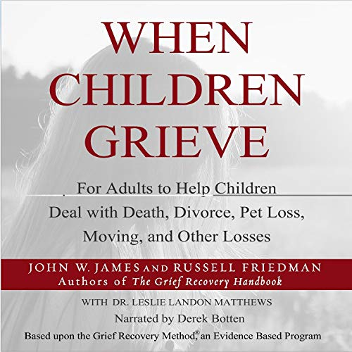 When Children Grieve  By  cover art