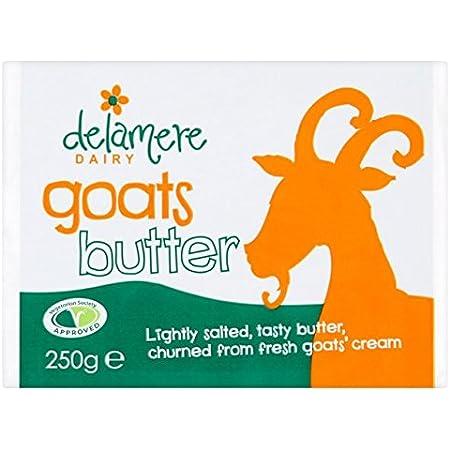 Delamere Goat Butter, 8.8 Oz, Full Case Pack of 10