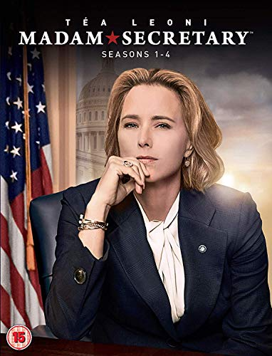 Madam Secretary - Seasons 1-4 [24 DVDs] [UK Import]