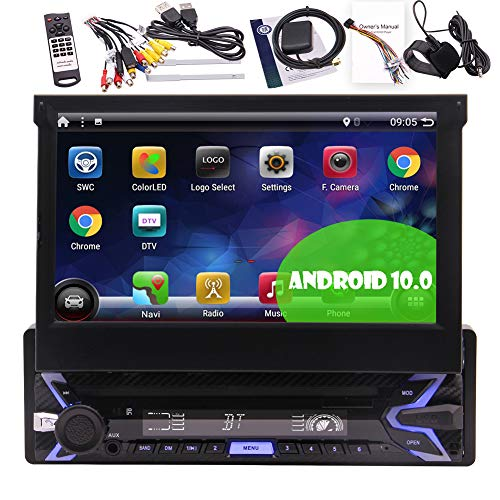 EINCAR Android Car Radio Single ...