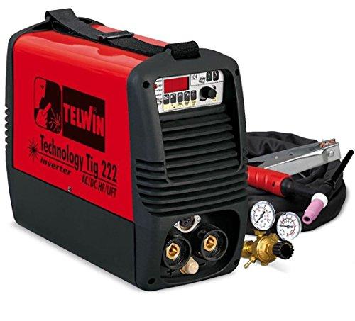 Trade Shop - Soldador TIG MMA Technology TIG 222 AC/DC HF/Li