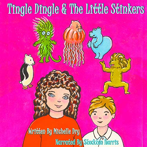 Tingle Dingle and the Little Stinkers  By  cover art
