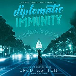 Diplomatic Immunity cover art