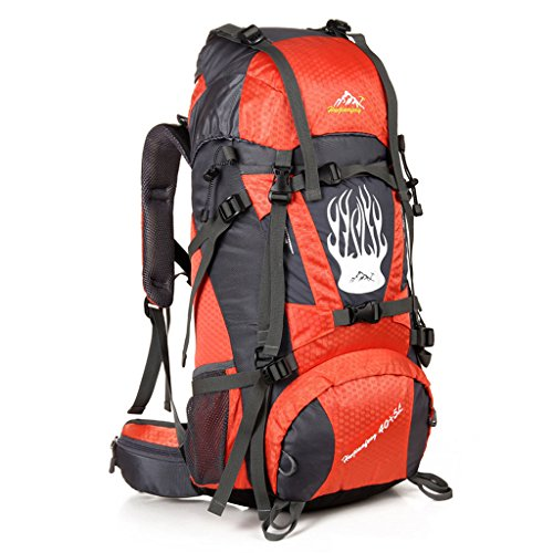 Sac d'escalade en plein air de grande capacité camping en plein air randonnée à dos
