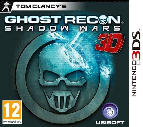 Ghost Recon Shadow Wars 3D