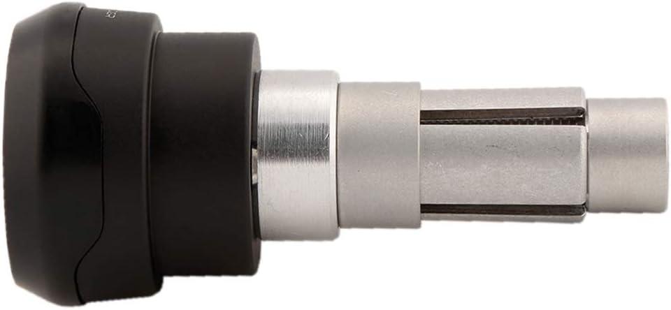 HIGHSIDER AKRON-LS Contrapesos para manillar de moto 2 unidades, con tapa color negro